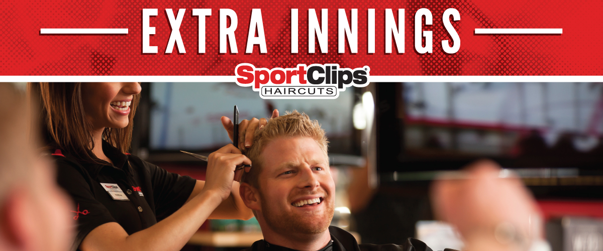 The Sport Clips Haircuts of St. Louis Park - Knollwood  Extra Innings Offerings